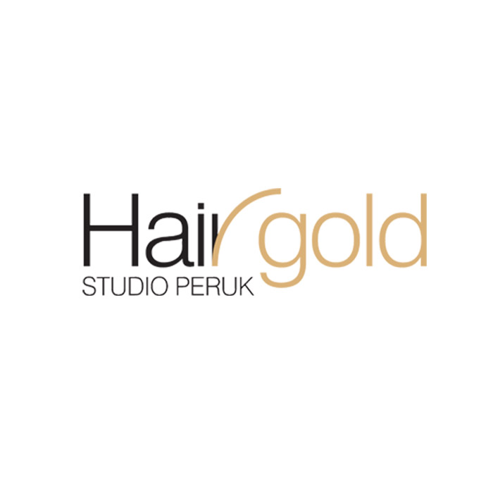 hair gold studio peruk